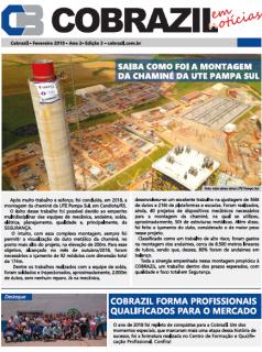 COBRAZIL em notícias - Fevereiro 2019